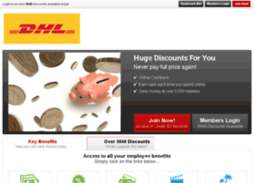 dhldsc.lifestylerewards.co.uk