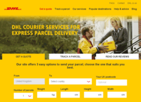 dhlservicepoint.co.uk