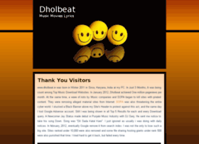 dholbeat.in