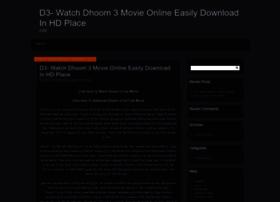 dhoom3hdmovie.wordpress.com