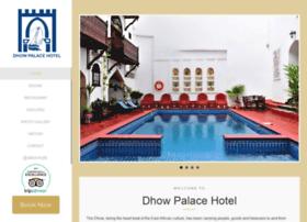 dhowpalace-hotel.com