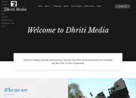 dhritimedia.com