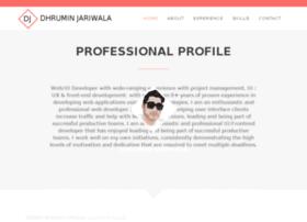 dhrumin.com