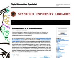 dhs.stanford.edu