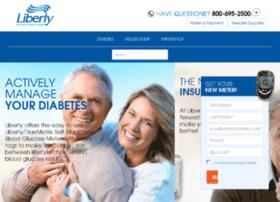 diabetes.libertymedical.com