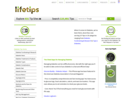 diabetes.lifetips.com