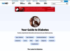 diabetes.webmd.com