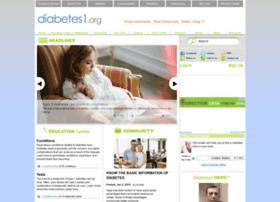 diabetes1.org