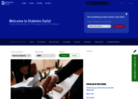 diabetesdaily.com