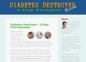 diabetesdestroyerpdf.com