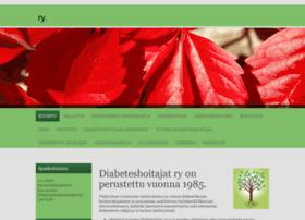 diabeteshoitajat.fi