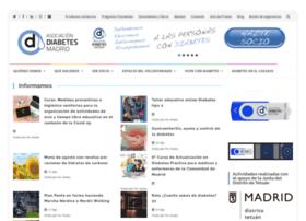 diabetesmadrid.org