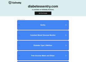 diabetessentry.com