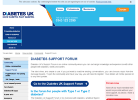 diabetessupport.co.uk