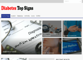 diabetestopsigns.com