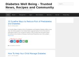 diabeteswellbeing.com