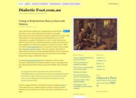 diabetic-foot.com.au