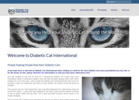 diabeticcatinternational.com