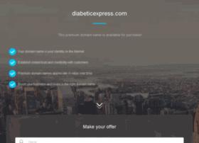 diabeticexpress.com