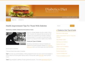 diabeticsdiet.org
