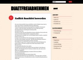 diaetfreiabnehmen.wordpress.com