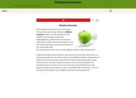 diaetplankostenlos.net