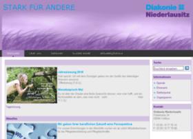 diakonie-niederlausitz.de