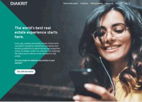Diakrit websites and posts on diakrit