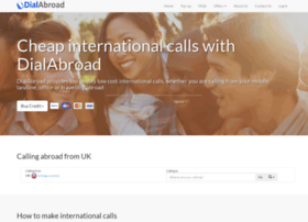 dialabroad.co.uk
