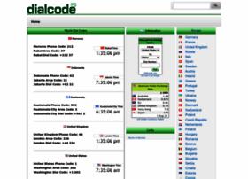 dialcode.org