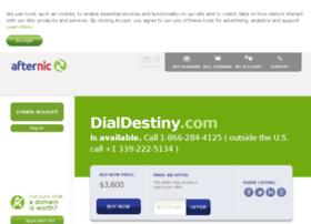 dialdestiny.com