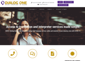 dialog-one.com