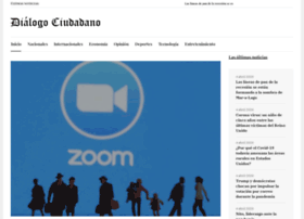dialogociudadano.com