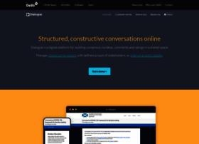 dialogue-app.com