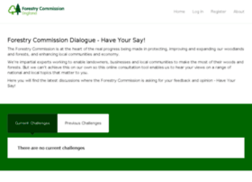 dialogue.forestry.gov.uk