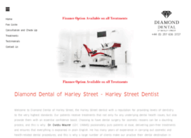 diamonddental-harleystreet.co.uk
