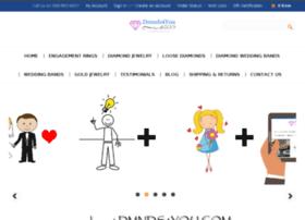 diamondengagementringsforyou.com