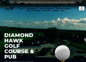 diamondhawkgolf.com