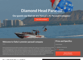 diamondheadparasail.com