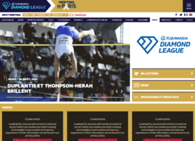 diamondleague-paris.com