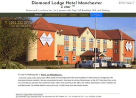 diamondlodge.co.uk