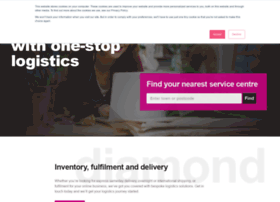 diamondlogistics.co.uk