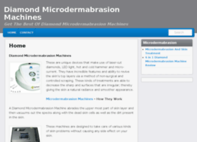diamondmicrodermabrasionmachines.net