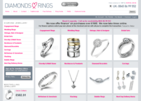diamondsandrings.co.uk