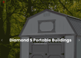 diamondsportablebuildings.com