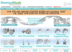 diamondstudswholesale.com