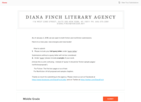 dianafinchliteraryagency.submittable.com