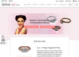 dianajewellery.com