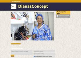 dianasconcept.com