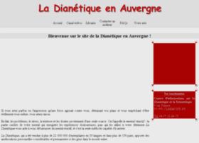 dianetique-auvergne.fr